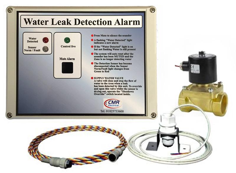 water leak sensors