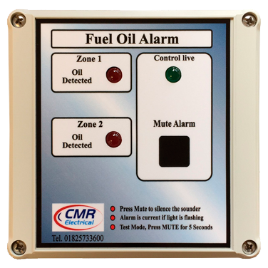 Oil Leak Detection Alarm Systems from 1 to 4 zones