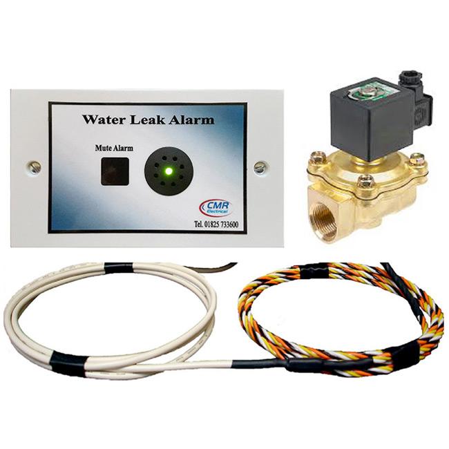 liquid leak detection system
