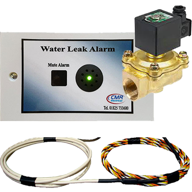Water Leak Detection Alarm Systems from 1 to 64 zones