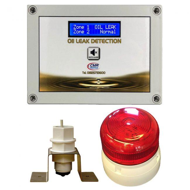 1 and 2 Zone Oil Leak Alarm type ODS2-2