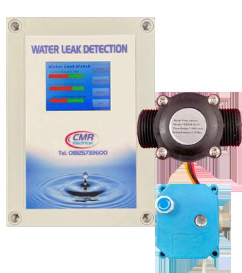 WLW sensor and shut off valve